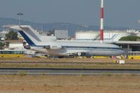 9Q-CMC @ LPFR - Long term stored B727 at Faro Airport - by Terry Fletcher