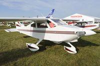 N348ST @ KOSH - Oshkosh EAA Fly-in 2009