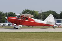 N373C @ KOSH - Landing 27 at OSH