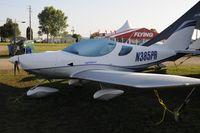 N385PR @ KOSH - Oshkosh EAA Fly-in 2009