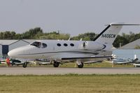 N406CM @ KOSH - Departing OSH on 27