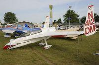 N412DM @ KOSH - Oshkosh EAA Fly-in 2009