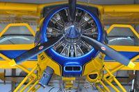 N888BH - The R-985 Pratt & Whitney; 450 hp - by R C