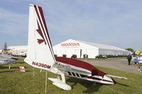 N439DM @ KOSH - Oshkosh EAA Fly-in 2009