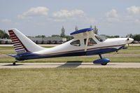 N442DM @ KOSH - Oshkosh EAA Fly-in 2009