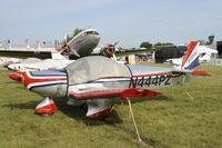 N444PZ @ KOSH - Oshkosh EAA Fly-in 2009