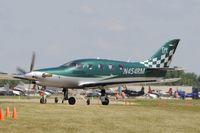 N454RM @ KOSH - Oshkosh EAA Fly-in 2009