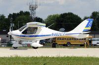 N462CT @ KOSH - Oshkosh EAA Fly-in 2009