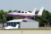 N494CZ @ KOSH - Oshkosh EAA Fly-in 2009