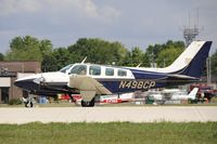N498CP @ KOSH - Oshkosh EAA Fly-in 2009