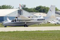 N500RX @ KOSH - Oshkosh EAA Fly-in 2009