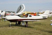 N508DB @ KOSH - Oshkosh EAA Fly-in 2009