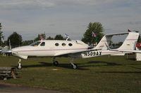 N509AX @ KOSH - Oshkosh EAA Fly-in 2009