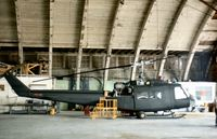 66-16939 @ SAT - UH-1D Iroquois undergoing maintainance at San Antonio in October 1979. - by Peter Nicholson