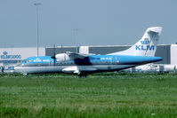 PH-XLE @ EHAM - Former Air Exel ATR-42 - by Joop de Groot
