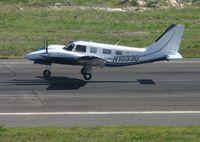 N1033U @ TNCM - landing - by Daniel Jef