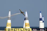 N540XS - Red Bull Air Race Barcelona 2009 - Nigel Lamb - by Juergen Postl