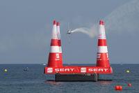 N541HA - Red Bull Air Race Barcelona 2009 - Hannes Arch - by Juergen Postl