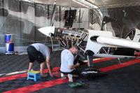 N12NM - Red Bull Air Race Barcelona 2009 - Mike Mangold