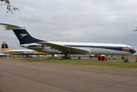 G-ASGC @ EGSU - Preserved Vickers VC10 at Imperial War Museum Duxford
