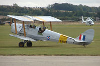 G-APAO @ EGSU - 1940 De Havilland DH82A TIGER MOTH at Duxford
