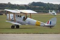 G-APAO @ EGSU - 1940 De Havilland DH82A TIGER MOTH at Duxford