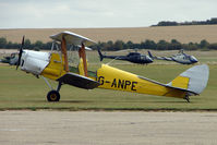 G-ANPE @ EGSU - 1940 Morris Motors Ltd DH82A TIGER MOTH at DUXFORD