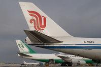 B-2478 @ VIE - Air China Boeing 747-400