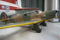 G-ALCK @ EGSU - F Hills And Sons Ltd PROCTOR 3, c/n: H536 - serialled LZ766 at Imperial War Museum