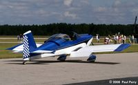 N142RV @ W03 - Taxiing in for the fly-in - by Paul Perry