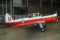G-BXDI @ EGSU - Preserved at Imperial War Museum , Duxford