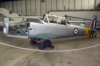 G-BCOU @ EGSU - Under restoration at Imperial War Museum Duxford