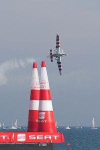 N55ZE - Red Bull Air Race Barcelona - by Delta Kilo