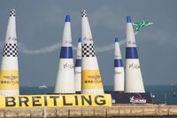 N395JM - Red Bull Air Race Barcelona - by Delta Kilo