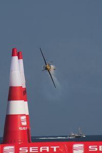N423KC - Red Bull Air Race Barcelona - by Delta Kilo