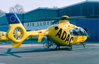 D-HRHM @ EDKB - Eurocopter EC 135T-1 'Christoph 10' of ADAC Luftrettung (EMS) at Bonn-Hangelar airfield - by Ingo Warnecke