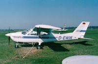 D-EWIK @ EDKB - Cessna 177B Cardinal at Bonn-Hangelar airfield - by Ingo Warnecke