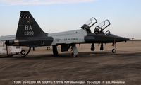 65-10390 @ ADW - AT-38C at NAF Washington - by J.G. Handelman