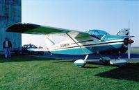 D-EMUH @ EDKB - Bölkow Bo 208C Junior at Bonn-Hangelar airfield - by Ingo Warnecke