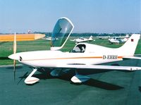 D-EHRH @ EDKB - Aero Designs (Hoffmann) Pulsar XP at Bonn-Hangelar airfield - by Ingo Warnecke