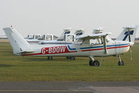 G-BDOW @ EGTC - Bright but misty afternoon. - by MikeP