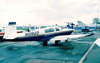 N10822 @ EDNY - Mooney M.20R Ovation at the Aero 1999, Friedrichshafen - by Ingo Warnecke