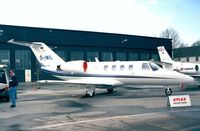 D-IWIL @ EDNY - Cessna 525 Citation Jet at the Aero 1999, Friedrichshafen - by Ingo Warnecke