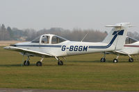 G-BGGM @ EGTC - Cranfield resident. - by MikeP