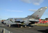 ZA469 @ EGQL - Tornado GR.1, callsign LOS 21, of 15[R] Squadron on display at the 2001 Leuchars Airshow. - by Peter Nicholson