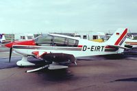 D-EIRT @ EDNY - Robin DR.400-180 Regent at the Aero 1999, Friedrichshafen - by Ingo Warnecke