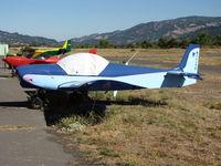 N111TZ @ O60 - 2005 Dugger D A/dugger L L ZENITH 601XL @ manufacturer's Cloverdale, CA home base - by Steve Nation