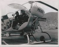 N4741R @ 98L - Sent by Officer Fitch to upload 1969 era scanned - by Helicopterfriend
