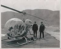 N4741R @ 98L - Sent by Officer Fitch, Observer 1969 era scanned - by Helicopterfriend