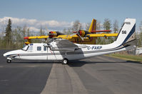 C-FAKP @ CYZH - Aero Comander 690 - by Andy Graf-VAP